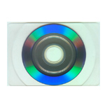 CD2U/cd12-bizcard dvd (Rectangle), visiting card DVD, blank Business Card DVD